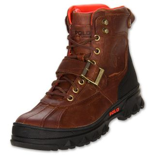 Polo Huntswood Mens Boot Brown/Black