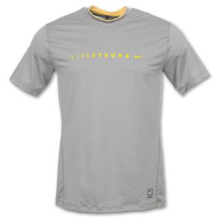 Nike LIVESTRONG Pro Combat Core Compression Mens Tee Shirt