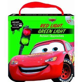 Disney/Pixar Cars Red Light Green Light Action Opposites (Read, Play