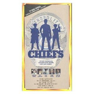Chiefs TV Mini Series [VHS]: Charlton Heston, Keith