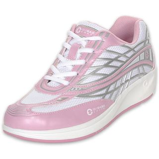 Bass Swift Womens Toning Shoe Pink/White