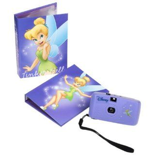 Disney Princess Tinker Bell Gift Set Camera and 2 Photo