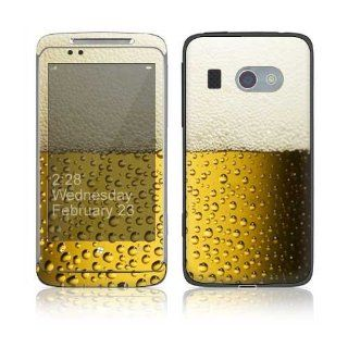 I Love Beer Decorative Skin Cover Decal Sticker for HTC 7