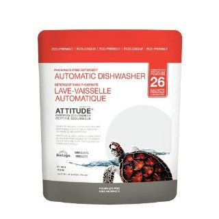 Attitude Automatic Dishwasher Detergent, water soluble