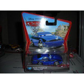 PIXAR CARS 2 ROD TORQUE REDLINE DIECAST VHTF NEW 155 Toys & Games