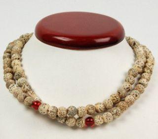 Mala Bodhi Seed 108 Prayer Beads Speckled Nut Buddhist