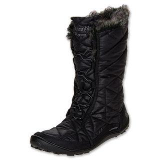 Columbia Minx Mid Womens Boots Black