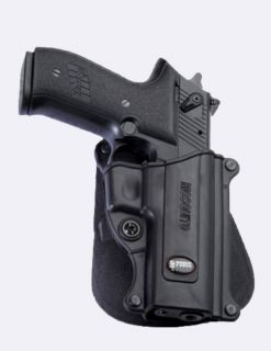 Evolution Series Paddle Holster for Sig Sauer Mosquito 22LR
