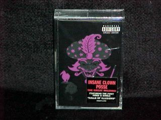 Hollywood Records New SEALED 1997 ICP The Great milenko Cassette Tape