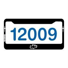 License Plate Frame Christian Dove Holy Spirit Symbol