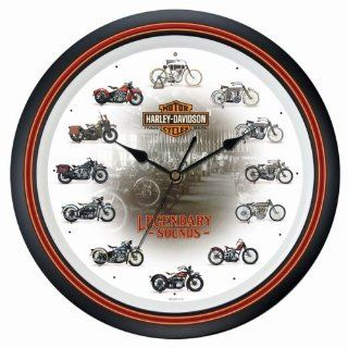 Harley Davidson Motorcycle Licensed Classic Sounds Wall
