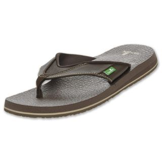 Sanuk Mens Beer Cozy Sandals