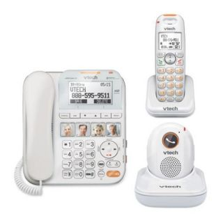 Vtech Careline Home Safety Telephone System
