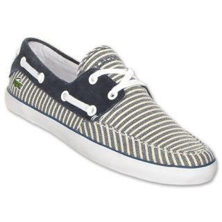 Lacoste Karen Womens Casual Shoes Dark Blue/White
