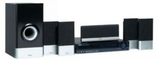 RCA RTD315WR Home Theater System DVD Player Speakers No Remote