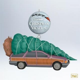 2011 Christmas Vacation The Griswold Family Christmas Tree Ornament