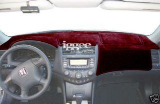 Honda CRV Custom Fit Dash Mat Cover Dashcover