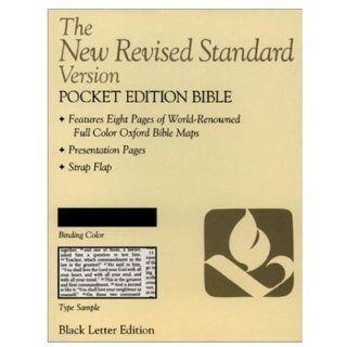 The New Revised Standard Version Pocket Edition Bible