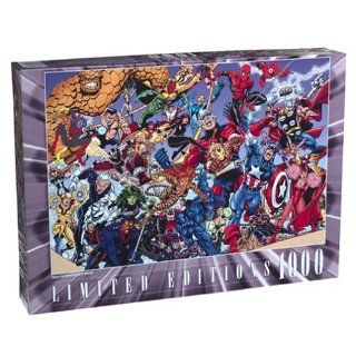 Marvel Limited Edition Jigsaw Puzzle 1000pc Toys & Games