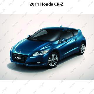 Honda crz CR Z 2011 2 Door Coupe Blue 12V Interior LED Light Bulb