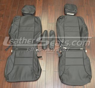 2013 Honda CR V CRV Custom Interior Leather Seat Upholstery Covers NEW