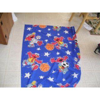 2 Yards Sesame Street Elmo Sport Soccer Cotton Fabric