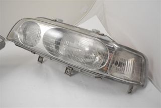 2G KA7 Honda Acura Legend Sedan 1 Piece JDM Headlights Head Light Fog