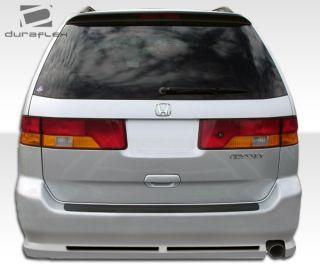 1999 2004 Honda Odyssey Duraflex R34 Rear Bumper Body Kit