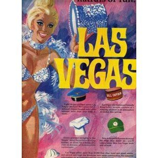 1960s LAS VEGAS Tourism Full Page Magazine Ad Everything