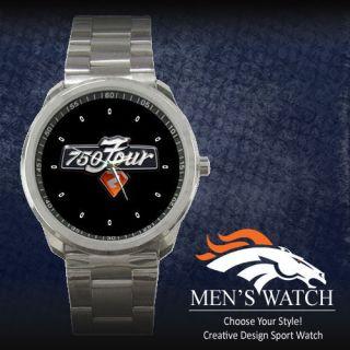 New Honda Motorcycle CB750 Nighthawk Four Logo Sport Watch