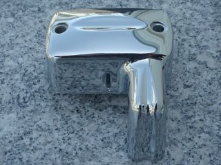 Honda Shadow 600 VT 750 1100 1300 VTX Chrome Reservoir Cover