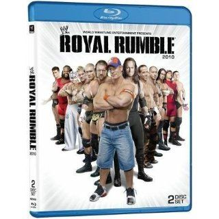 WWE Royal Rumble 2010 [Blu ray] Edge, Rey Mysterio