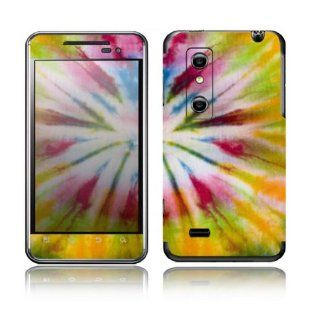 LG Optimus 3D / Thrill 4G Decal Skin Sticker   Colorful