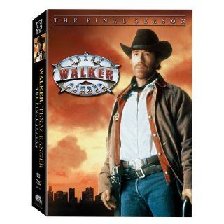 Walker Texas Ranger   The Final Season: Chuck Norris