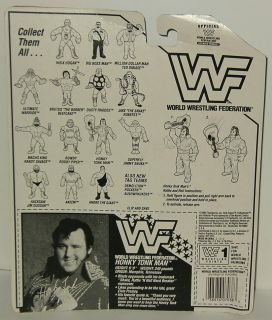 WWF WWE 1990 Hasbro Honky Tonk Man Series 2 Summer Slam Wrestling