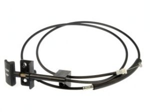 1997 2001 Jeep Cherokee Hood Release Cable w Handle