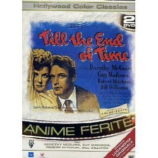 Anime Ferite (SE) (2 Dvd): Robert Mitchum, Guy Madison