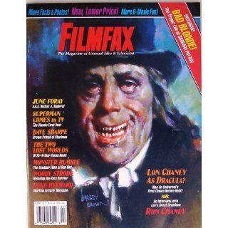 Filmfax Magazine #71 Feb./Mar. 1999 , Lon Chaney (Dracula