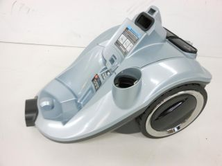 Hoover Platinum Cyclonic Canister Vacuum with Power Nozzle Bagless