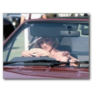 No.149 Princess Diana Windsor 1985 Postcard