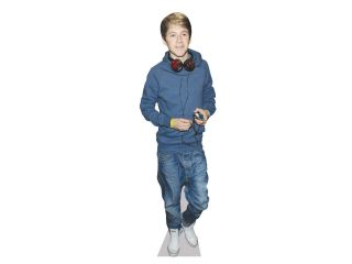 Young Niall Horan Life Size Cardboard Cutout Stand Up Merchandise One