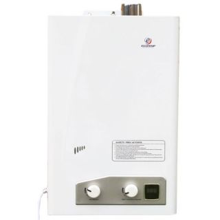 GPM High Capacity Tankless Hot Water Heater Natural Gas