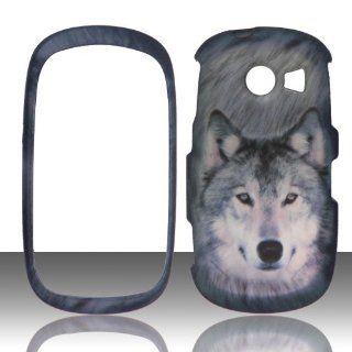 2D Snow Wolf Samsung Flight 2, II A927 Case Cover Hard