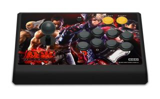 Tekken 6 Limited Edition Hori Wireless Fight Stick PS3
