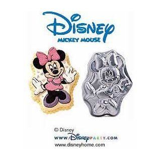 Wilton Minnie Mouse Cake Pan #2105 3602 (1998): Kitchen