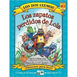 Los Zapatos Perdidos de Lola Nivel K 1 (Dos Leemos) (Spanish Edition