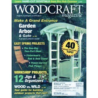 Woodcraft Magazine Vol 4 #24: Everything Else