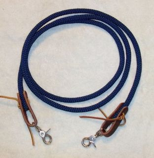 Reins Rope Rein Barrel racing Contest Horse Tack trail riding pony