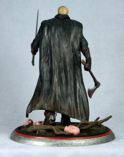 HCG Sleepy Hollow Headless Horseman 1 4 Scale Statue Tim Burton