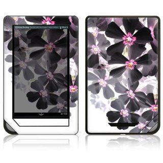 Asian Flower Paint Decorative Protector Skin Decal Sticker